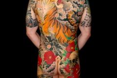 tiger-back