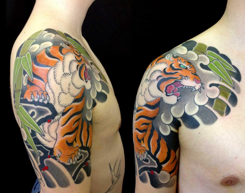 Tiger Bamboo Luca Ortis